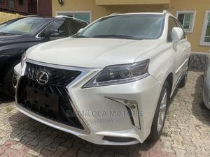 Lexus RX 2013 350 AWD White | Cars for sale in Lagos State, Surulere