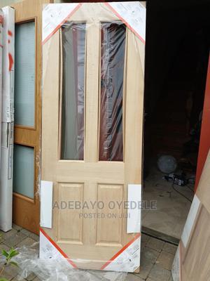 Foreign Doors, Heavy Pine, Sapele Andoak Doors   Doors for sale in Lagos State, Ikorodu