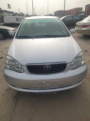 Toyota Corolla 2005 LE Silver   Cars for sale in Lagos State, Amuwo-Odofin