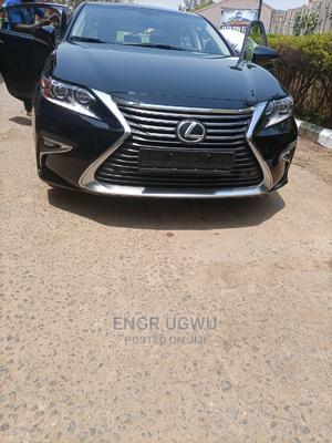 Lexus ES 2018 Black | Cars for sale in Abuja (FCT) State, Garki 2
