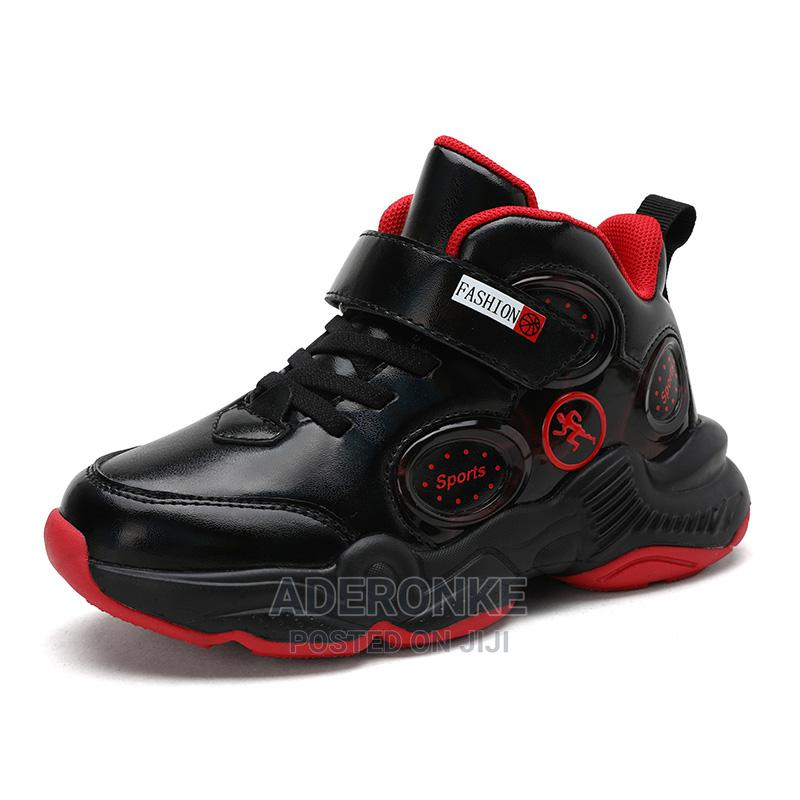 Colorful Sports Boots for Boys