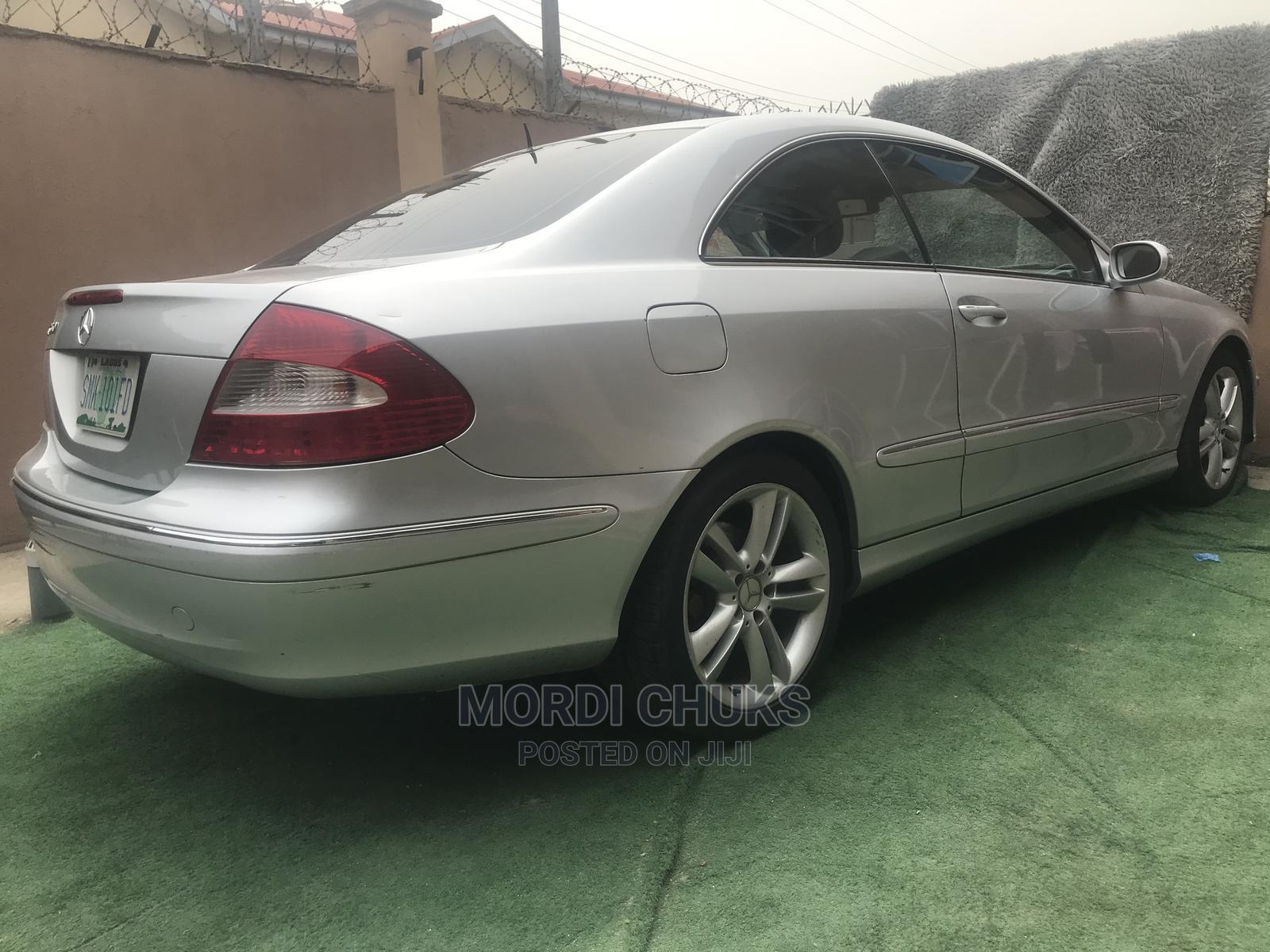 Archive: Mercedes-Benz C350 2008 Silver