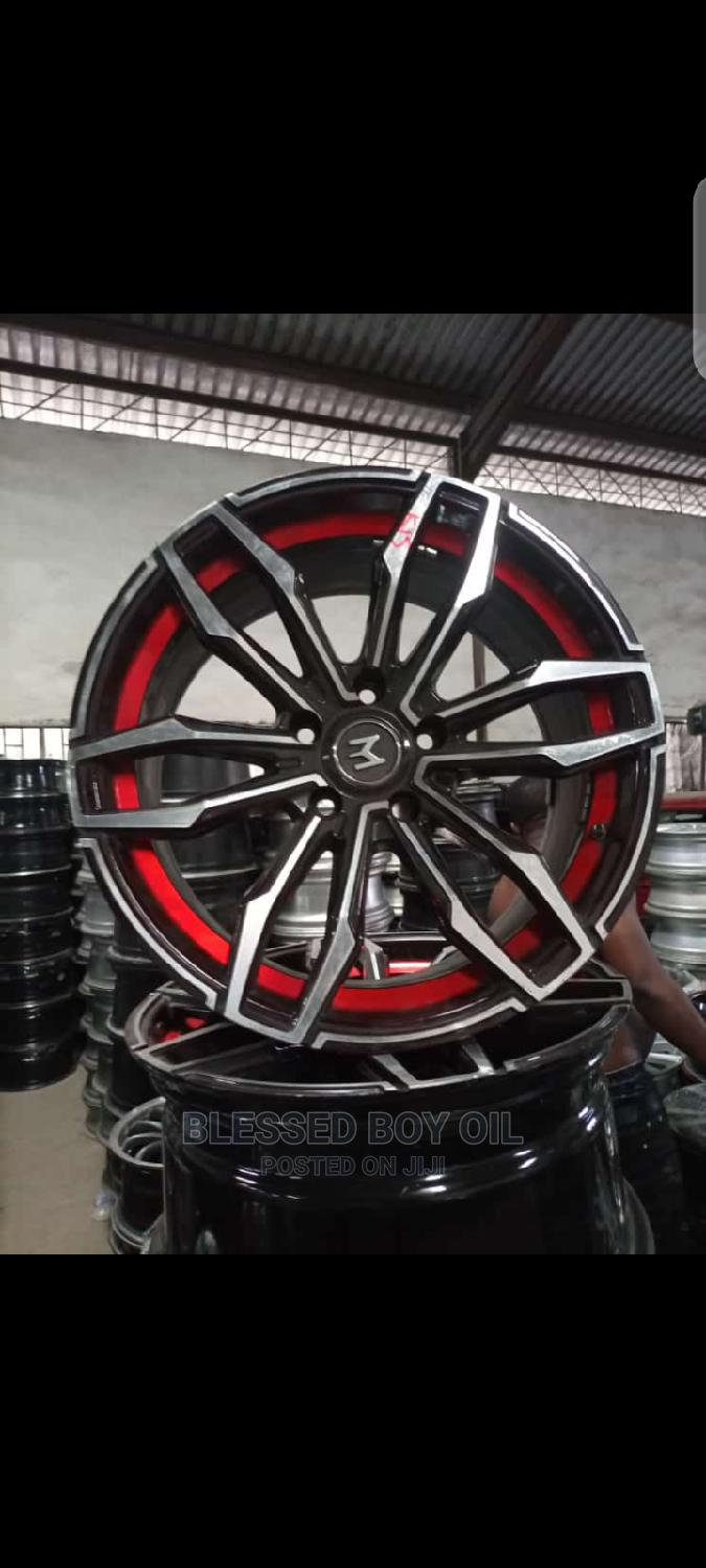 Size 19 Inches Still Available Any Car or Jeep's Will Usedit | Vehicle Parts & Accessories for sale in Mushin, Lagos State, Nigeria