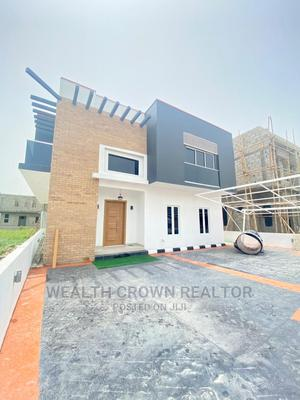 Luxurious 5 Bedroom Fully Detached Duplex With a BQ | Houses & Apartments For Sale for sale in Lekki, Ikota