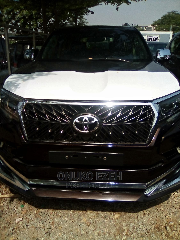 New Toyota Land Cruiser Prado 2020 Brown