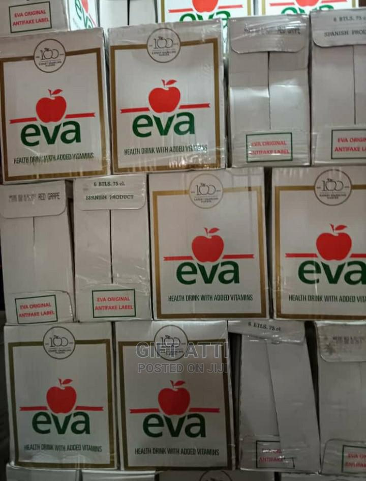 Eva Sparkling Red Grape Wine | Meals & Drinks for sale in Surulere, Lagos State, Nigeria