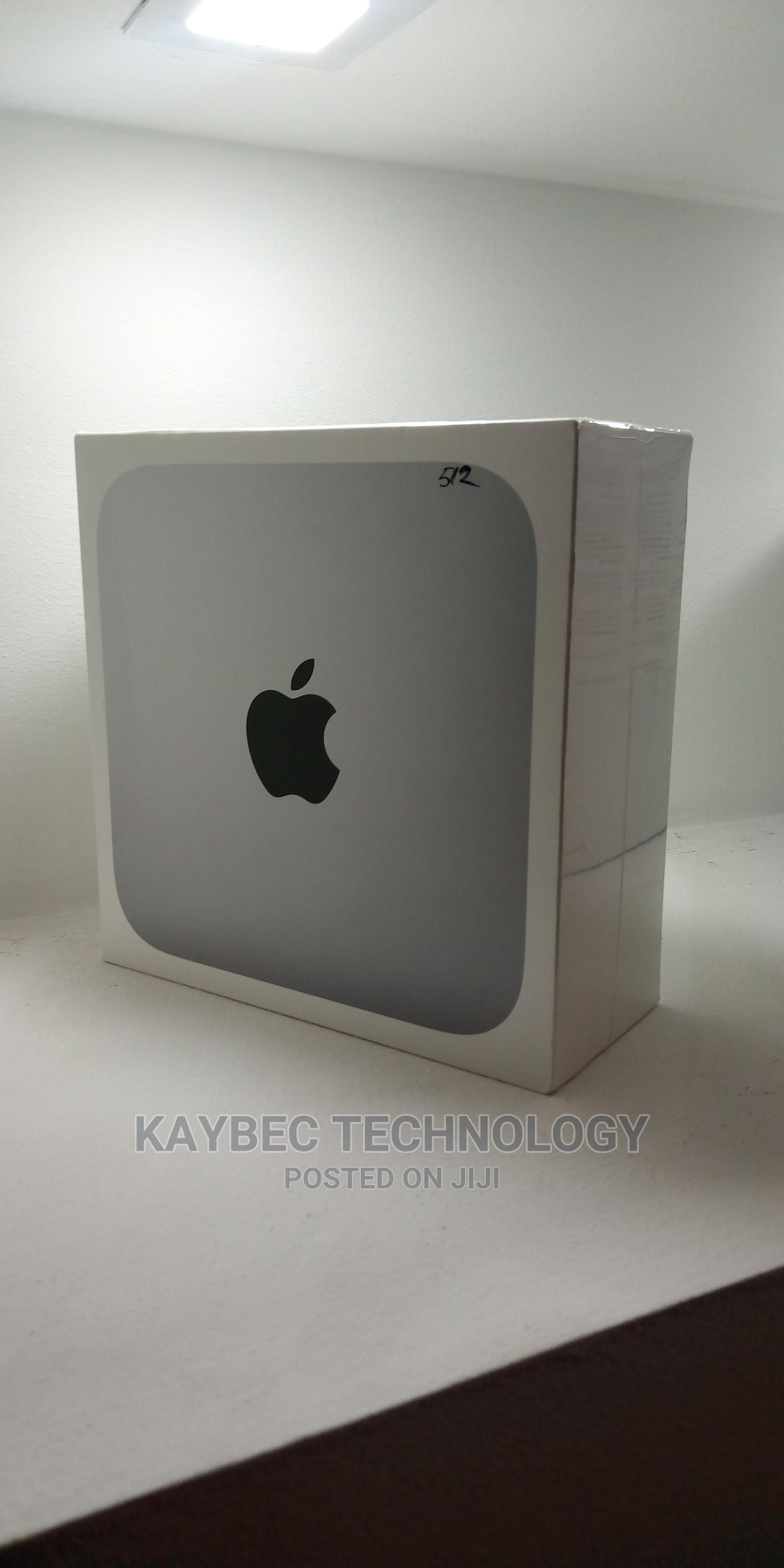 New Desktop Computer Apple Mac Mini 8GB Intel Core M SSD 512GB