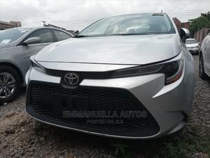 Toyota Corolla 2020 LE Silver   Cars for sale in Lagos State, Ikeja