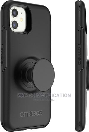 Otterbox Symmetry Series Case With Popsocket for 12/12pro | Accessories for Mobile Phones & Tablets for sale in Lagos State, Ikeja
