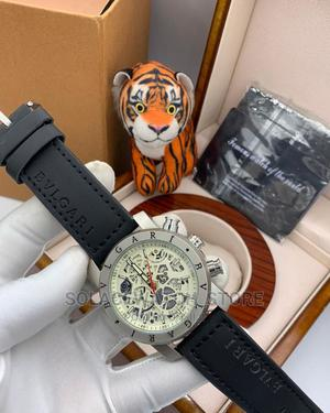 Bvgari Leather | Watches for sale in Lagos State, Amuwo-Odofin