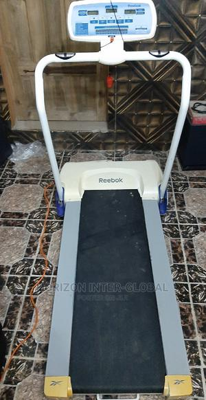 Reebok I-Run 3 Motorized 1.5hp Motorized Foldable Treadmill   Sports Equipment for sale in Lagos State, Isolo