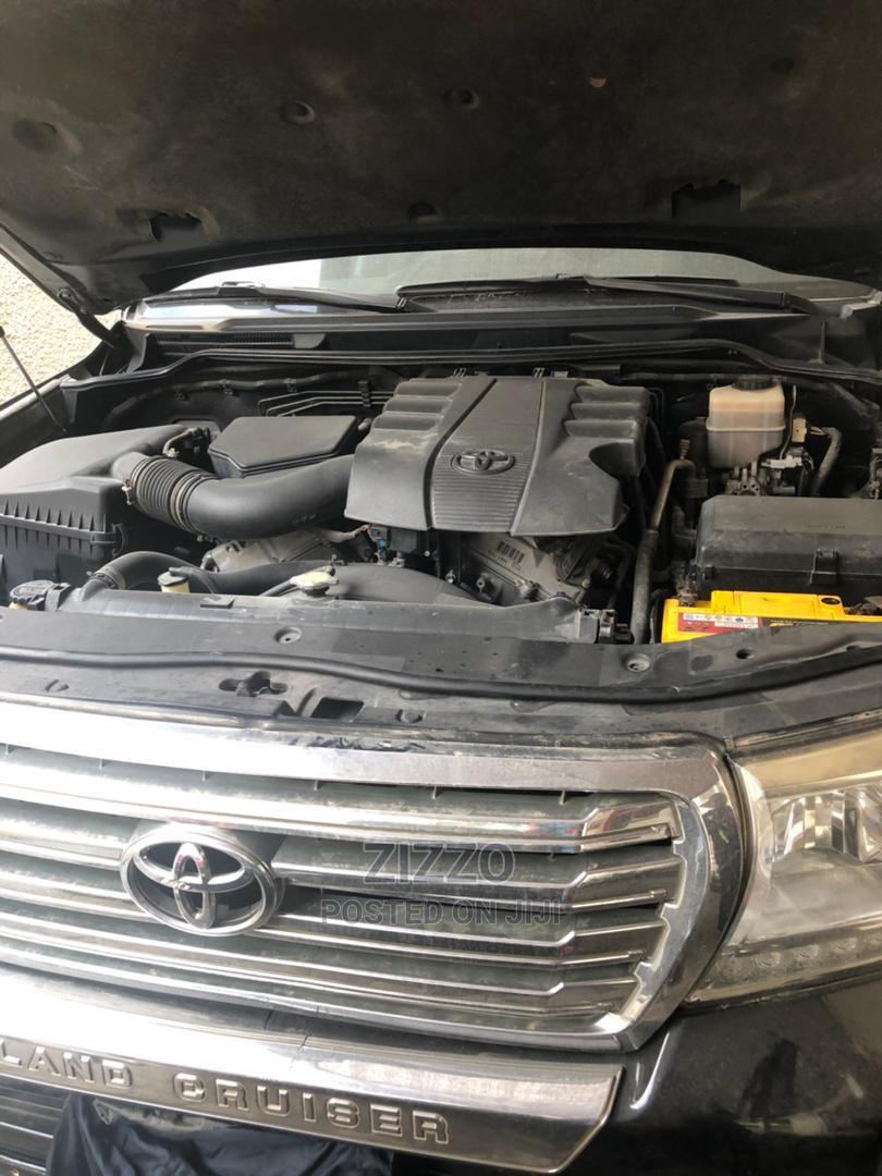 Toyota Land Cruiser 2014 Black | Cars for sale in Ikoyi, Lagos State, Nigeria