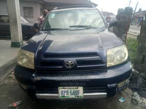 Toyota 4-Runner 2004 Blue | Cars for sale in Rivers State, Port-Harcourt