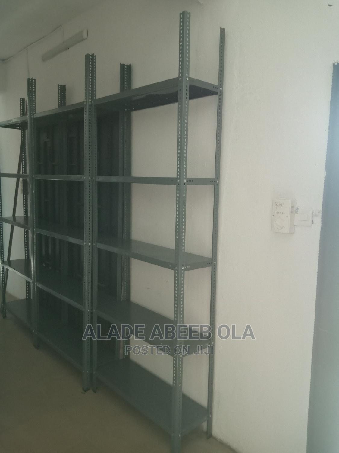 Supermarket Shelves | Store Equipment for sale in Surulere, Lagos State, Nigeria