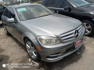 Mercedes-Benz C300 2009 Gray | Cars for sale in Lagos State, Apapa