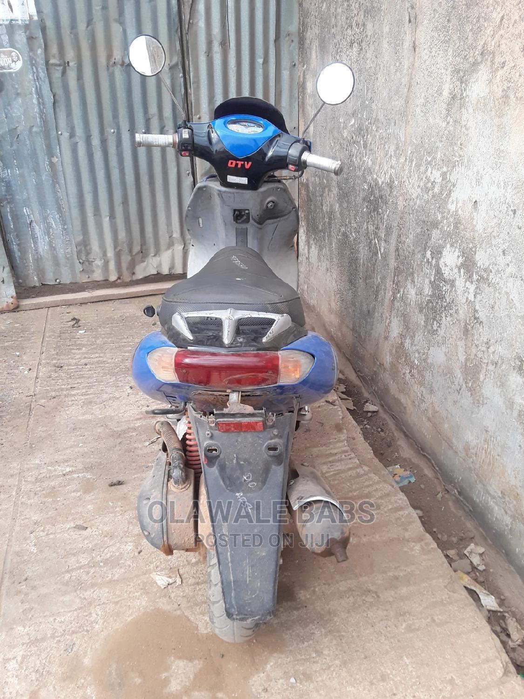 Suzuki Bike 2018 Blue | Motorcycles & Scooters for sale in Ifako-Ijaiye, Lagos State, Nigeria