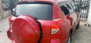 Toyota RAV4 2007 V6 Red   Cars for sale in Lagos State, Ikeja