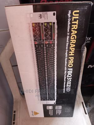 Behringer Double Equalizer | Audio & Music Equipment for sale in Lagos State, Ojo