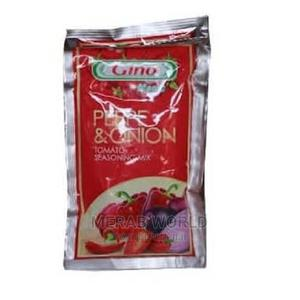 Gino Pepper Onion Tomato Paste - 70g X 50 Pcs   Meals & Drinks for sale in Lagos State, Ogba