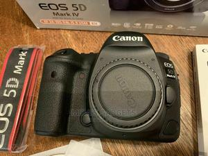 Canon EOS 5D Mark IV Body Only   Photo & Video Cameras for sale in Lagos State, Alimosho