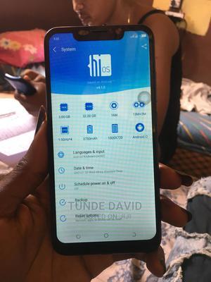 Tecno Camon 11 32 GB Blue   Mobile Phones for sale in Ogun State, Odeda