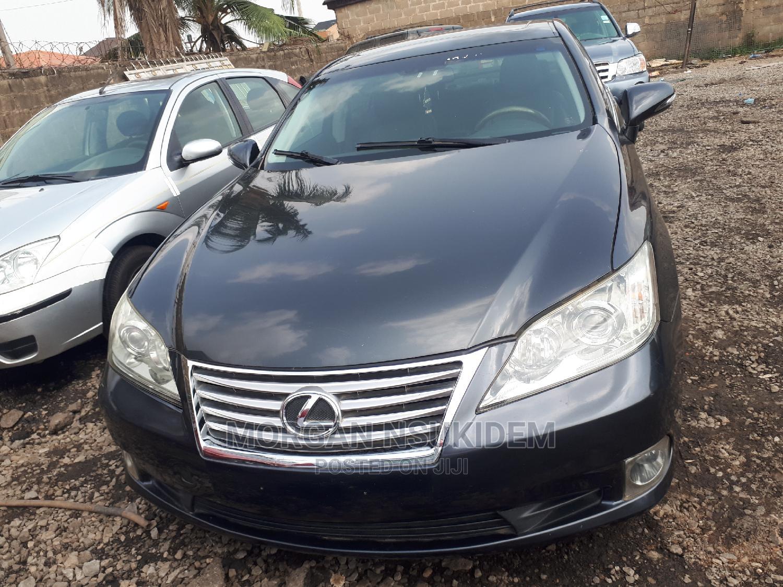 Lexus ES 2011 350 Gray