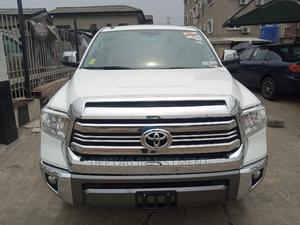 Toyota Tundra 2016 White   Cars for sale in Lagos State, Ojodu