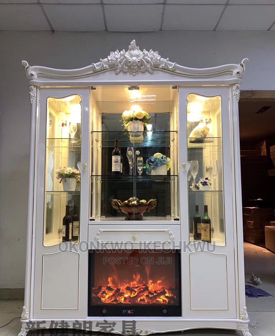 Fire Display Shelve