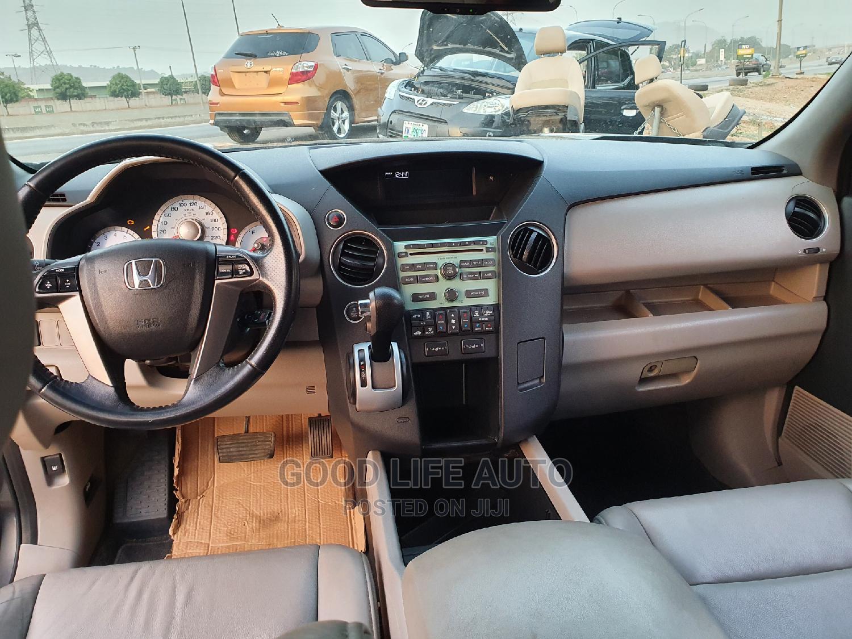 Honda Pilot 2011 Gray | Cars for sale in Gwarinpa, Abuja (FCT) State, Nigeria