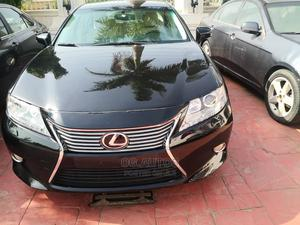 Lexus ES 2013 350 FWD Black | Cars for sale in Abuja (FCT) State, Wuse 2