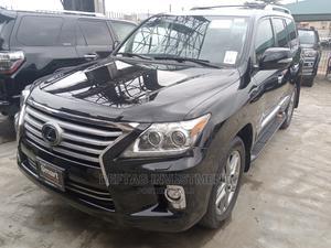 Lexus LX 2014 Black | Cars for sale in Lagos State, Ojodu