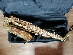 Premier England Alto Saxophone   Musical Instruments & Gear for sale in Lagos State, Agboyi/Ketu