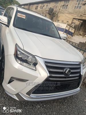 Lexus GX 2018 460 Luxury White | Cars for sale in Abuja (FCT) State, Apo District