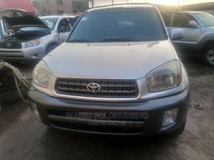 Toyota RAV4 2004 Silver | Cars for sale in Lagos State, Ifako-Ijaiye