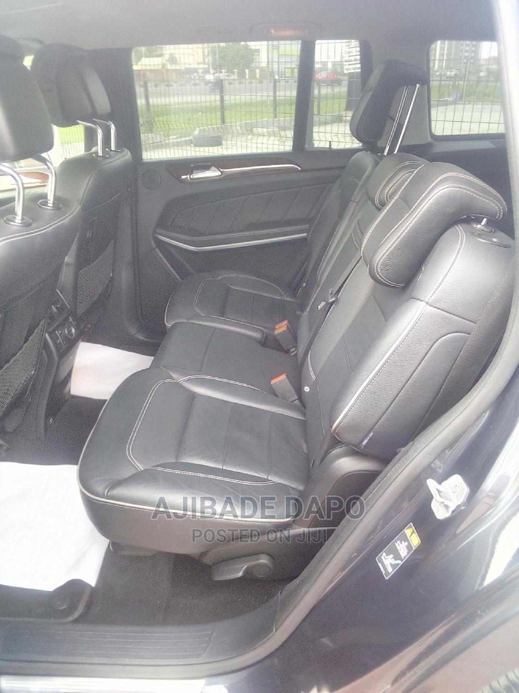 Archive: Mercedes-Benz GL Class 2007 GL 450 Black