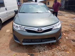Toyota Camry 2013 Gray | Cars for sale in Lagos State, Ifako-Ijaiye
