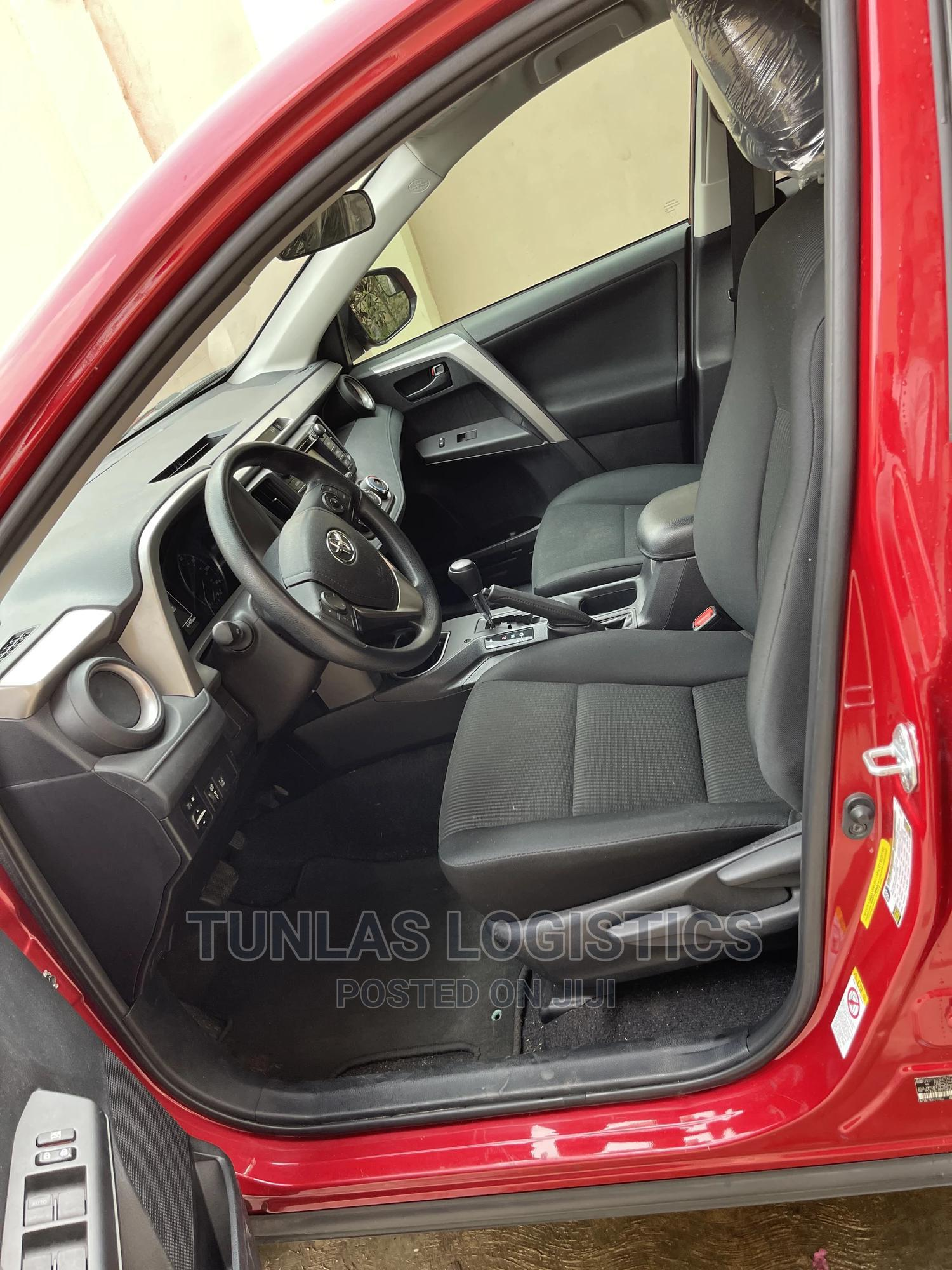 Toyota RAV4 2017 Red   Cars for sale in Magodo, Lagos State, Nigeria