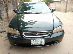 Honda Accord 2001 Green   Cars for sale in Delta State, Warri