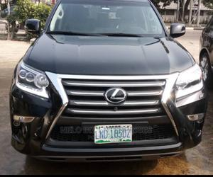 Lexus GX 2015 Black   Cars for sale in Lagos State, Victoria Island