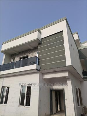 5 Bedroom Detached Duplex With a Bq at Magodo Phase 2 | Houses & Apartments For Sale for sale in Magodo, GRA Phase 2 Shangisha