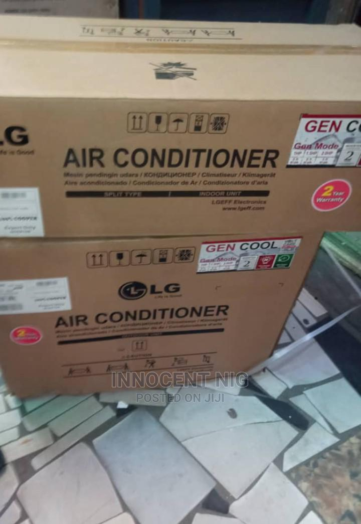LG 1.5HP Inverter Air Conditioner