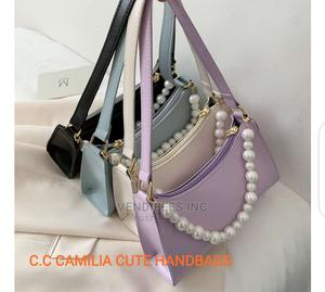 Luxurious Cute Ladies Handbags. Comfortable Durable Leather. | Bags for sale in Lagos State, Yaba