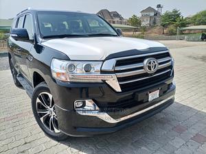New Toyota Land Cruiser 2020 4.6 V8 AX Black | Cars for sale in Abuja (FCT) State, Mabushi