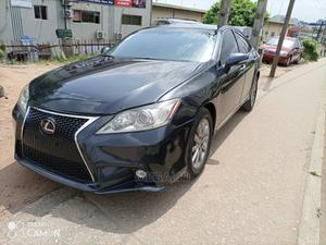 Lexus ES 2011 350 Black | Cars for sale in Lagos State, Ikeja