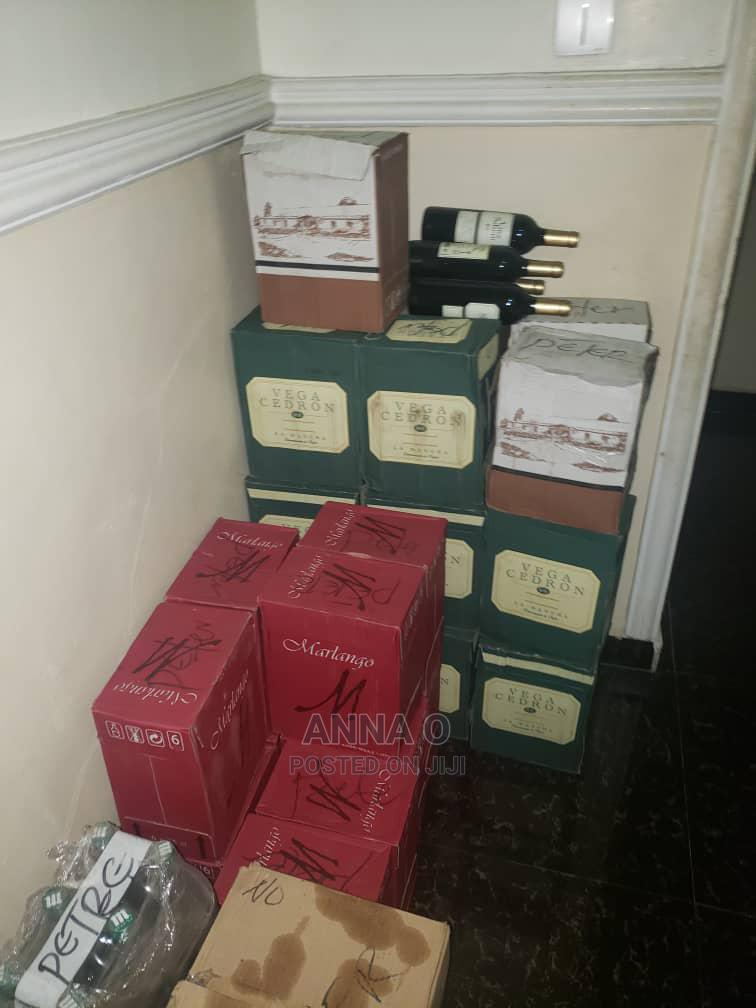 Spanish Red Wine   Meals & Drinks for sale in Lekki, Lagos State, Nigeria
