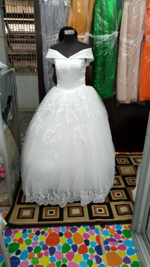 Wedding Gown | Wedding Wear & Accessories for sale in Osun State, Osogbo