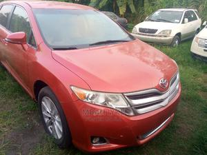 Toyota Venza 2013 LE AWD Red | Cars for sale in Lagos State, Amuwo-Odofin