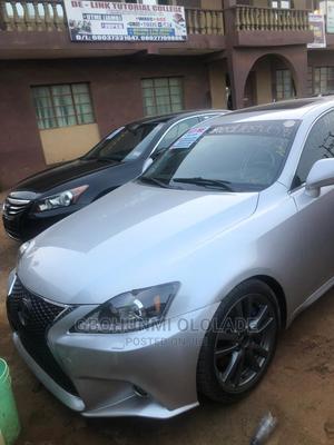 Lexus ES 2018 350 FWD Silver   Cars for sale in Lagos State, Ikorodu