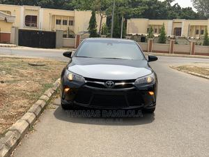 Toyota Camry 2017 Black   Cars for sale in Abuja (FCT) State, Wuse 2