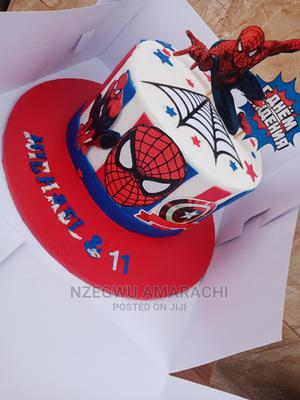 Spider Man Cake | Meals & Drinks for sale in Abuja (FCT) State, Gwarinpa